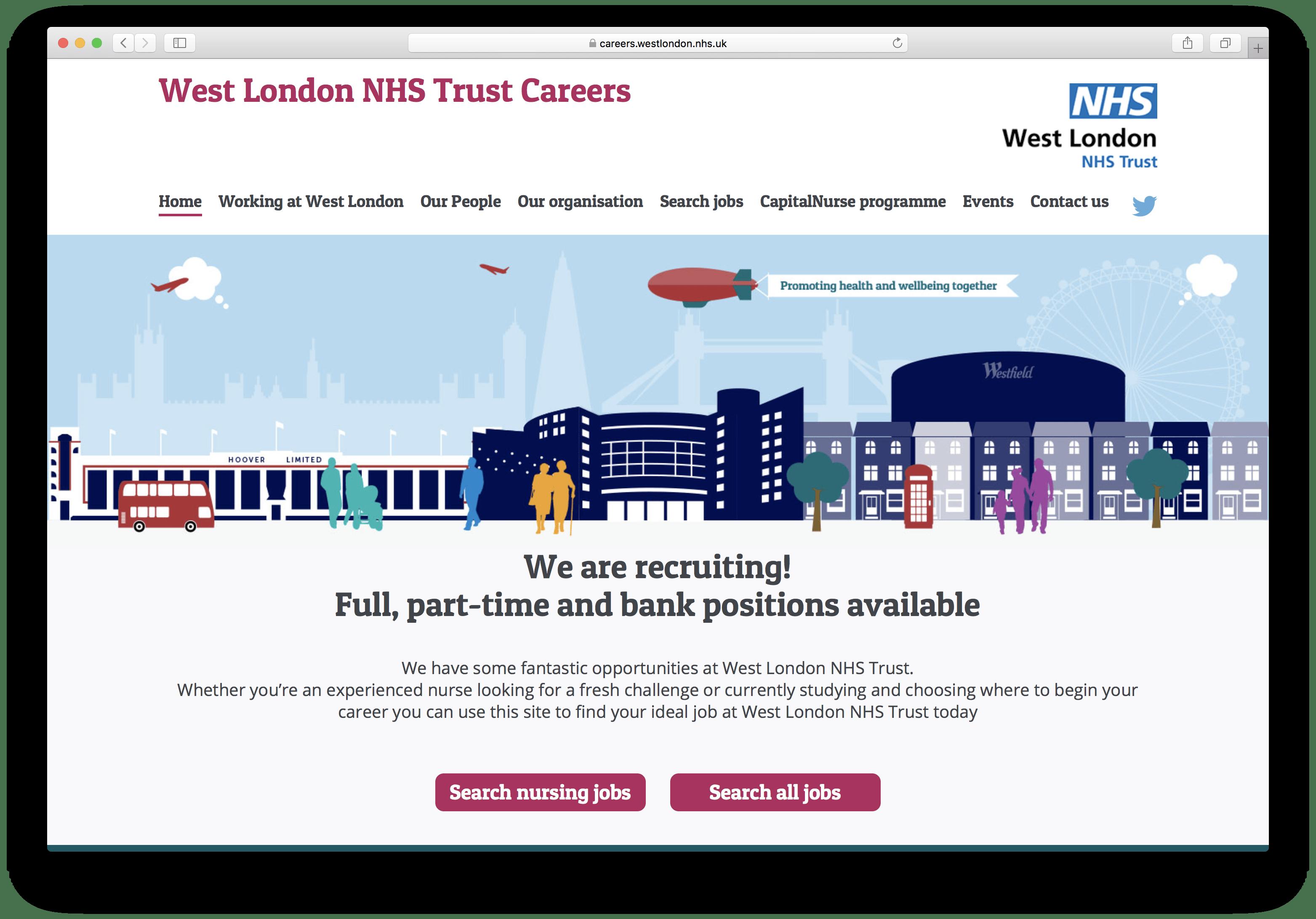 West London NHS Trust